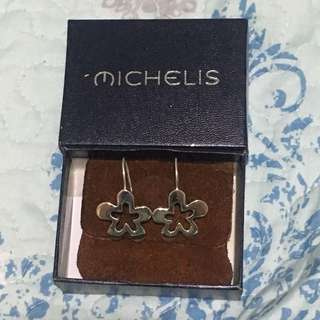 Michelis Flower earrings
