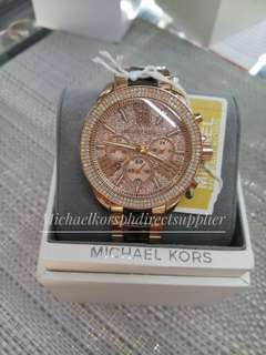 MK Watch 100% Guaranteed Authentic