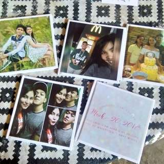 Customized Softcover Photobook (40 PAGES!)