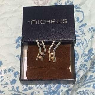 Michelis Silver Earrings