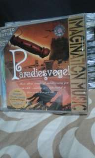 Nature music Instrumental   Paradis vogel $2  Cd  Pick up hougang buangkok mrt  Or add $1 for postage