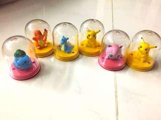 Pokémon Figurines