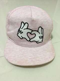 H&M Pink Minnie Mouse Cap