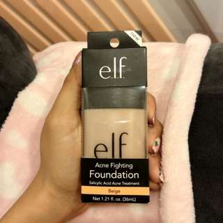 Elf Acne Fighting Foundation #23 (Beige)