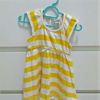 Hush Puppies Baby Cotton Dress