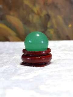2cm Green Aventurine ball [Natural Crystal]