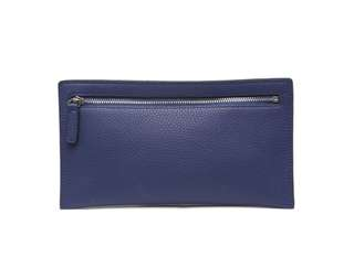 Unisex Travell Wallet (Navy Blue)