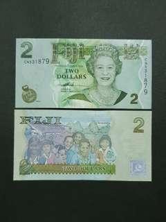 Fiji 2 Dollars 🇫🇯 !!!