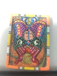 Kruba Krissana Butterfly With Star