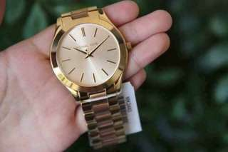 MK Slim Watch Authentic