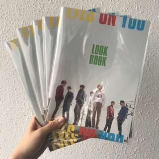 [WTS] GOT7 EYES ON YOU PREORDER LOOK BOOK