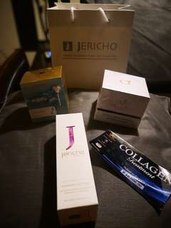Complete set international beauty products ORIGANI/BIO MARINE/ JERICHO