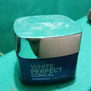 loreal white perfect clinical (night)