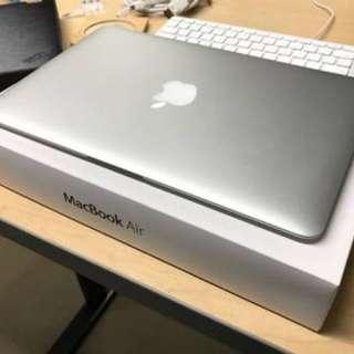 Apple MacBook Air 2017 256GB, bisa dicicil Gratis 1x angsuran