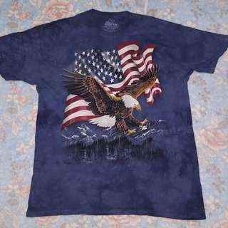 The Mountain Talon Flag Tee (FOR THE BIG DUDE)