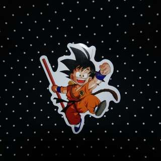 Dragonball Sticker