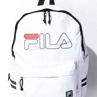 正版Fila Backpack