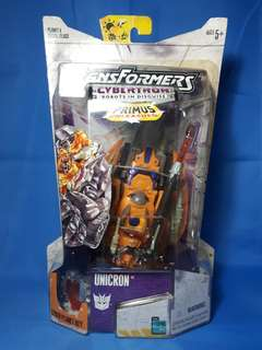 Transformers Cybertron Unicron