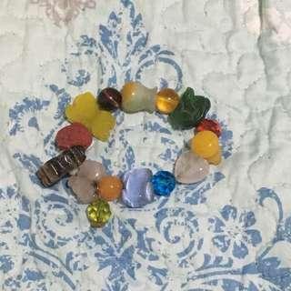 Joy Lim Charm bracelet