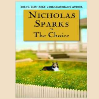 NICHOLAS SPARKS BOOKS III