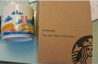 全新Starbucks 咖啡杯,高雄手信