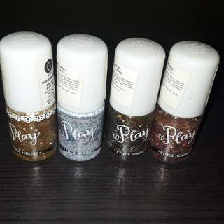 Kutek / kutex / nail polish etude house play series