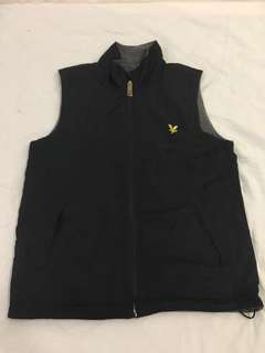 Lyle & Scott Vest Reversible