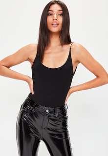 Low Back Scoop Bodysuit