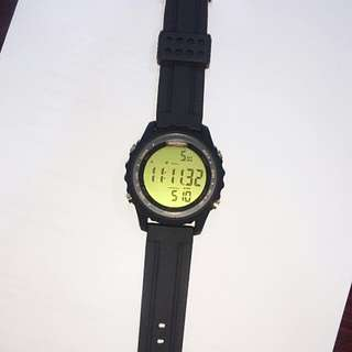 Pedometer Fitness watch