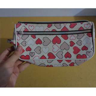 Pencil Case (2 Ruang) - Preloved