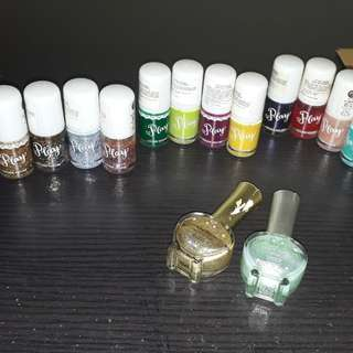 Kutek / kutex / nail polish etude house play