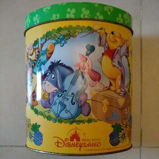 Disney 鐵罐