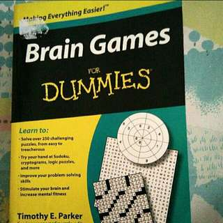 🆕Brain Games For Dummies