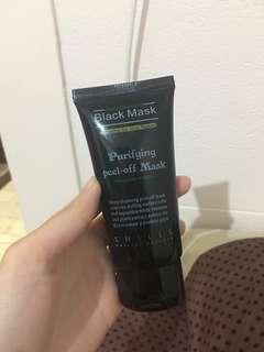 Shills black mask