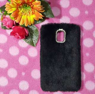 Furry Case for Samsung Note 4