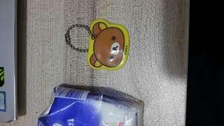 鬆弛熊 鎖匙扣