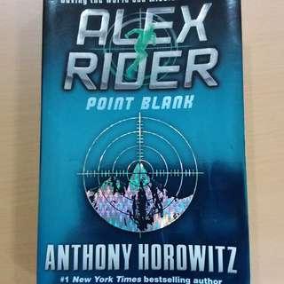 Alex Rider - Point Blank