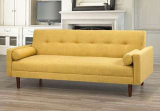 Brand new fabric sofa bed for $529.99
