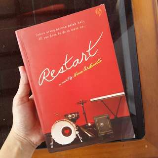 Restart - Nina Ardianti