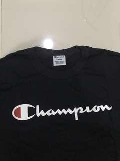 [ORIGINAL] Champion Tshirt Big Script