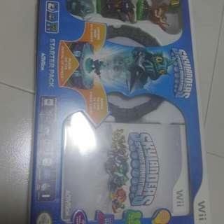 Wii Skylanders spyros adventure
