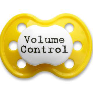 BooginHead Pacifier - Volume Control