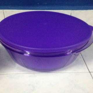 Purple Large Bowl