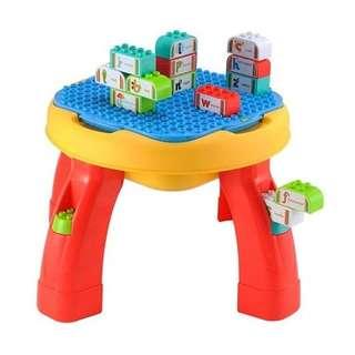 Builder table mainan anak