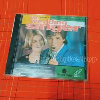 VCD for sale THE WEDDING SINGER
