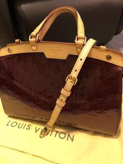 Authentic Louis Vuitton Brea GM