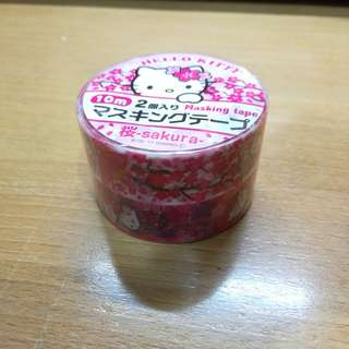 Hello Kitty 膠紙/mt
