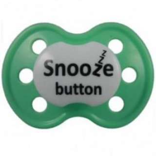 BooginHead Pacifier - Snooze Button