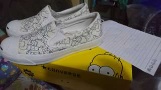 日本版SIMPSONs Jack Purcell