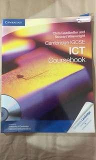 Cambridge IGCSE ICT Textbook